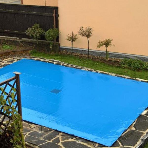 Zakryti bazenu BASIC